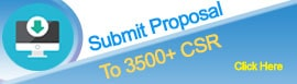 Submit Proposal to 3500 CSR