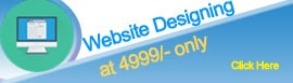 Website Design at 4999/-